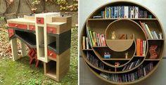 more cardboard furniture