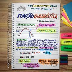 Lettering Tutorial, Hand Lettering, I Love School, Study Organization, Bullet Journal School, Study Notes, Study Tips, Mathematics, Vestibular