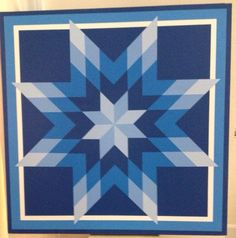 Barn Quilt Patterns Meanings   Exterior or interior Wood barn ...