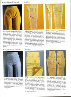 Free pattern alert 15 pants and skirts sewing tutorials on the cutting floor printable pdf sewing patterns and tutorials for women – Artofit Sewing Dress, Sewing Jeans, Dress Sewing Patterns, Sewing Clothes, Clothing Patterns, Diy Clothes, Techniques Couture, Sewing Techniques, Sewing Hacks