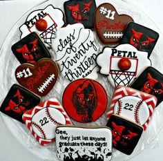 Football (Heart Cookie Cutter)