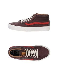 30d3746052fd CONS Auckland Racer oxheart. See more. VANS High-Tops.  vans  shoes  high- tops High Top Vans