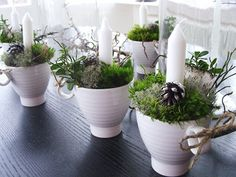 In My House Blogg & Butik: Små Julgrupper!