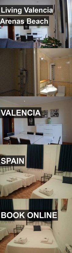 Hotel Living Valencia Arenas Beach in Valencia, Spain. For more information, photos, reviews and best prices please follow the link. #Spain #Valencia #travel #vacation #hotel