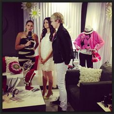 Ross Lynch And Maia Mitchell Being Interviewed At The RDMAs