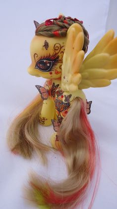 My little pony custom Amankaya by AmbarJulieta.deviantart.com on @deviantART