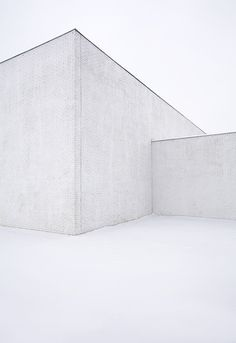 // white structures