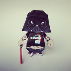 Hello Friends, i love to introduce my new dumpy custom, i called him Darth Fater :p  so what are you waiting for?get download this pa...