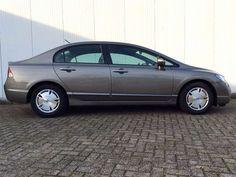 Honda Civic 1.3 Hybrid Navi Clima | Limousine | Roosendaal