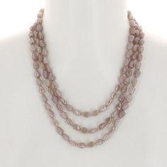 Amazon.com: Indian Handmade Costume Jewelry Fashion Beaded Necklace Lavender: Furniture & Decor
