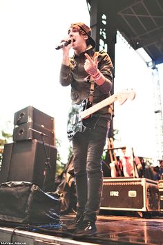 Alex Gaskarth - All Time Low