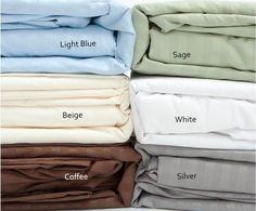 Full Size Silver Classic Sateen Dobby Stripe Sheet Set //http://bestadjustablebed.us/product/full-size-silver-classic-sateen-dobby-stripe-sheet-set/