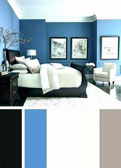 Gray and blue bedroom ideas blue bedroom colors blue gray bedroom dark blue bedroom walls dark . gray and blue bedroom ideas Room Color Ideas Bedroom, Grey Colour Scheme Bedroom, Blue Bedroom Colors, Bedroom Color Combination, Blue Wall Colors, Blue Bedroom Decor, Living Room Colors, Bedroom Modern, Trendy Bedroom