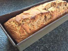 Bananenbrood - Dafne likes. Fodmap, Superfoods, Banana Bread, Paleo, Gluten Free, Baking, Healthy, Breakfast, Desserts