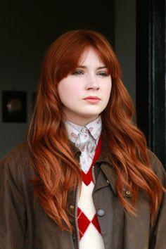 Amelia Jessica Pond-Williams!