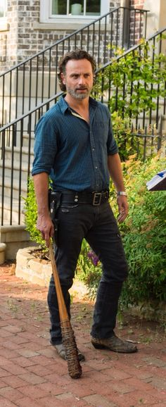 'The Walking Dead' Season 7, Episode 4, 'Service'                                                                                                                                                                                 More