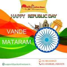 Wish You Very #Happy ##Republic #Day (26th January)!!! -> Ready to Use #Online #Store -> Online #Retail #Shop -> Hurry Up Limited #Offer Period -> Grow Your #Business Online    +91-11-25814379 | +91-11-41548185 | +91-11-45528185 | +91-9811028424