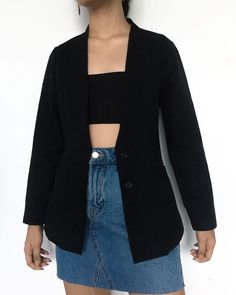 idk if this matches my feed so. Bell Sleeves, Bell Sleeve Top, Match Me, Denim Skirt, Blouse, Long Sleeve, Skirts, Tops, Women