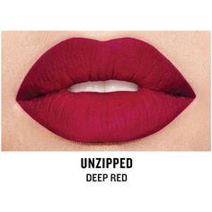 Smashbox Be Legendary Cream Lipstick, Unzipped Matte 1 ea ($21) ❤ liked on Polyvore featuring beauty products, makeup, lip makeup, lipstick, lips, smashbox lipstick and smashbox