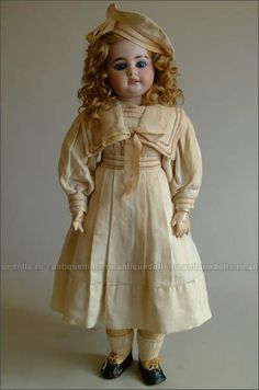 German doll ...... by Armand Marseille ......