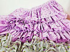 Traje-vestido-flamenca-patrón-paso a paso-costura-volantes-enagua-12