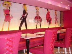 Barbie cafe in Taiwan » Biskvitka.net