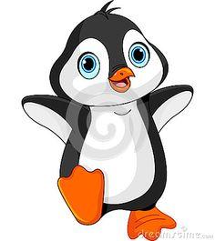 Cartoon Baby Penguin Cartoon Clip Art Baby Penguins Penguin Images