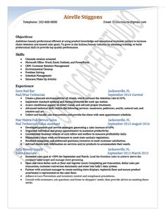 Resume Length 1 Or 2 Pages