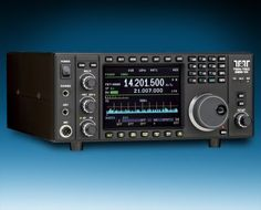 TEN-TEC model 588 Amateur Radio Transceiver.  Can be MARS modified.  588 is Internet Remote ready.