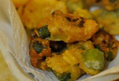 Recipe for a taste of the Carolina Lowcountry,  fried okra. Note: Gullah is the name for the African-American culture of the Carolina Lowcountry—the region in and around Charleston and the coastal islands. Traditional Gullah cooking uses a special spice blend, similar to Cajun seasoning. It can also be used to season meat, fish, or omelets. (Recipe adapted from Gullah Cuisine, by Charlotte) Jenkins and William Baldwin