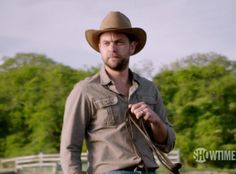 Stop What You Are Doing and Watch Joshua Jackson Ride a Horse and Wear a Cowboy Hat on The Affair  Joshua Jackson, The Affair