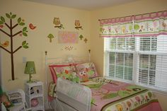 """whisper of hope: We went """"OWL"""" out! Part 1: The """"Big Girl Room"""""""