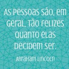 Toca a decidir ser feliz!!!