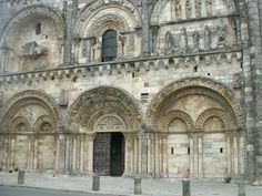 église de Civray (Vienne)
