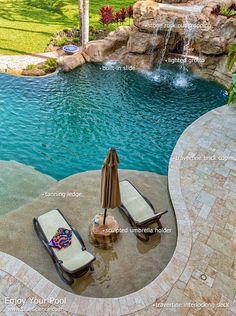Houston Pool Designs Gallery by Blue Science