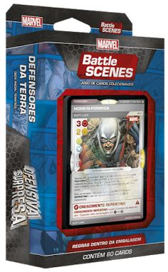 Fabian Balbinot - MagicJebb: Marvel Battle Scenes - Unboxing dos decks de Ofens...