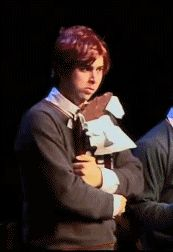 Starkid gif joey as ron <3