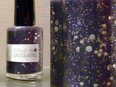 Nerdlaquer: Cold And Calculating