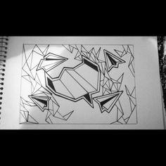 esboço aviões - papel - arte - art