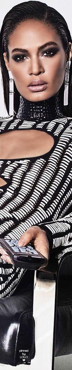 Joan Smalls Vogue Mexico   LOLO❤︎