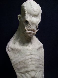 Brute made with Sculpey