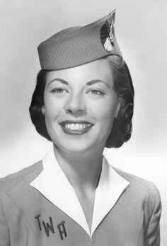 TWA Graduation Portrait 1959