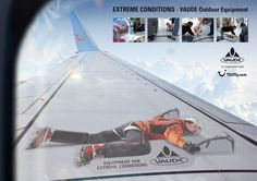 Vaude. Equipment for extreme conditions