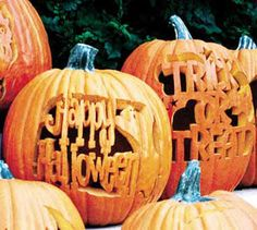 Free candy, creative costumes, carving pumpkins -- everybody loves Halloween!