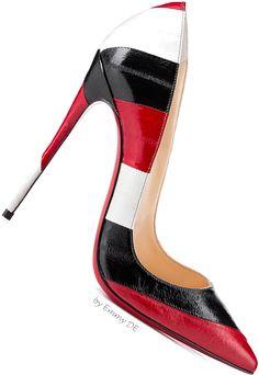 Brilliant Luxury ♢ Christian Louboutin  So Kate  Spring 2015 Schöne Schuhe,  High Heel fbd22ef2ff