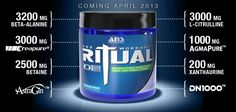 ANS Ritual Pre Workout Supplement - This is looking like a potential pre workout supplement of the year!!  http://www.priceplow.com/ans-performance/ritual
