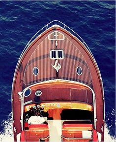 motor boating, motor boat, Chris Craft, vintage boat