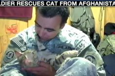 The story of army staff sergeant Jesse Knott's remarkable friendship with a little cat named Koshka is making headlines in his hometown of Oregon City and around the nation. According to WBTV, Knott took the stray kitten in during his service in Afghanistan, and the little feline's friendship later became the greatest source of comfort during difficult times.