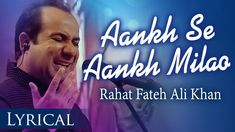 *Hold. Plug. Play. Feel.* 🙏 🙂  #RAGA #Qawwali  🎼 *Aankh se aankh milao*  Vocalist : Rahat Fateh Ali Khan & Co.