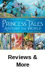 Princess tales around the world : once upon a time in rhyme with seek-and-find pictures / adapted by Grace Maccarone ; illustrated by Gail de Marcken